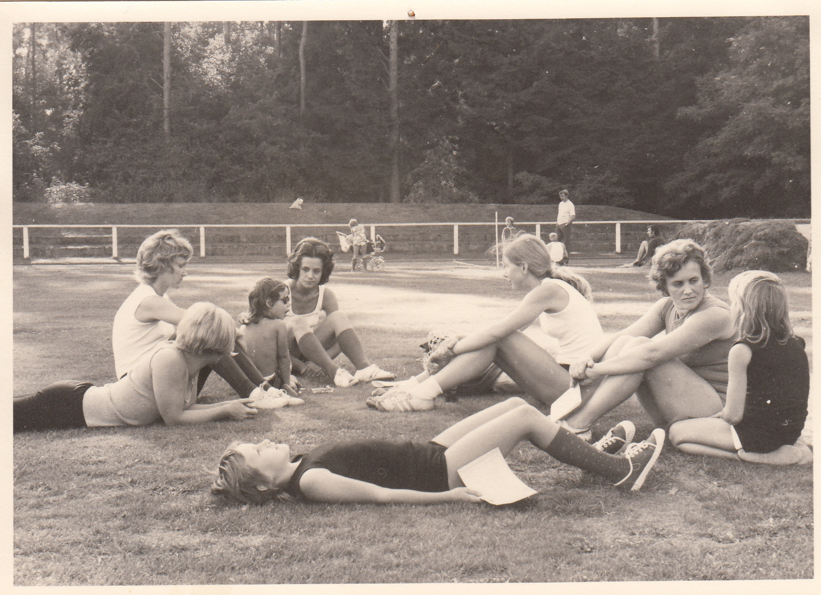 5 Jahre SCW - Sportfest 1973
